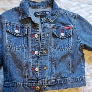 Other - Girls Guess Jean jacket